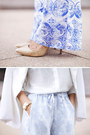 Zara-blazer-marcs-bag-style-stalker-pants-thrifted-vintage-heels