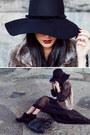 Black-jeffrey-campbell-boots-black-gary-pepper-vintage-dress-glassons-hat-