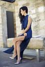Blue-style-stalker-top-ivory-gary-pepper-vintage-bag-silver-zara-heels