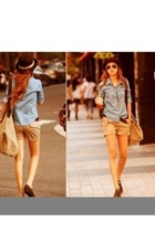 t-shirt - shorts - accessories - shoes