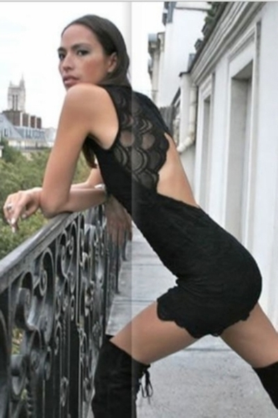 black Nightcap clothing dress