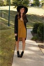 Black-jeffrey-campbell-boots-mustard-rvca-dress-black-free-people-hat