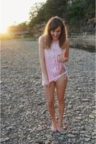 wildfox couture top - swim bottoms Victorias Secret swimwear
