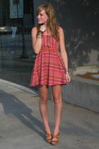 Lucca Boutique dress - Jessica Simpson heels