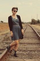 Wasteland dress - Target shirt