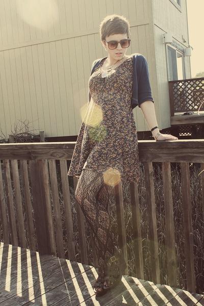 Goodwill dress - Target wedges