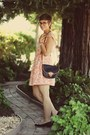 Dahlia-dress-vintage-purse-thrifted-heels