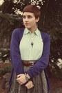 Forever-21-cardigan-goodwill-skirt