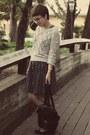 Thrift-store-dress-thrifted-heels