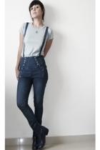 dallas shaw t-shirt - boots
