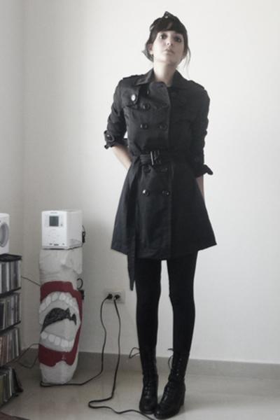 coat - - - t-shirt