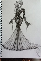 fashion Art dress