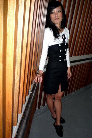Moschino top - Closet Affair dress