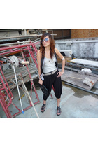 pants - vest - GoJane shoes