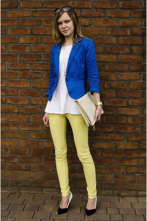 new yorker Jacket jacket - new look heels heels