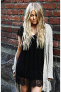 Black-crochet-emmaoclothingse-dress-black-cowboy-forever-21-boots