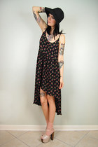 noirohio vintage dress