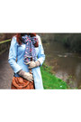 Light-blue-h-m-coat-burnt-orange-duo-boots-ruby-red-very-jeans