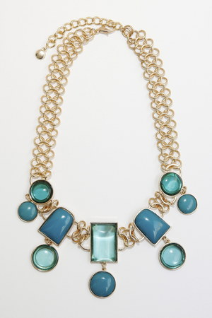 Comme ca necklace