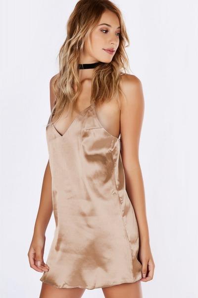 slip dress shop notice dress