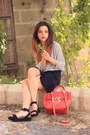 Red-topshop-bag-black-zara-sandals-h-m-blouse-black-h-m-skirt