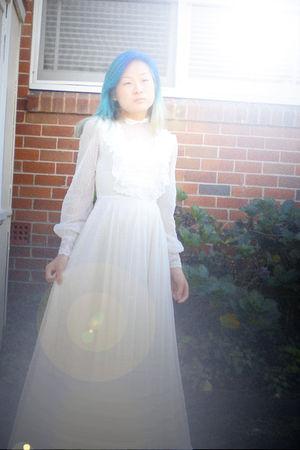 white Sugar by Sugar House dress
