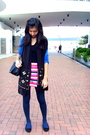 Pink-topshop-skirt-black-from-hong-kong-scarf-blue-tomato-tights-black-ran