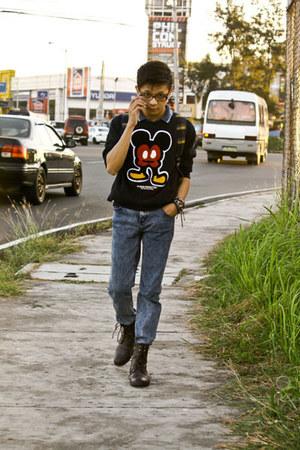 denim jeans Cheap Monday jeans