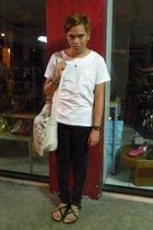 DIEGO t-shirt - Lee jeans - Braziliano Pairia - Topman