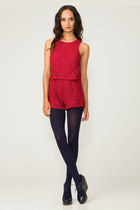 Ruby-red-lace-jumper-jumper