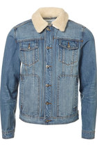 blue Topm jacket