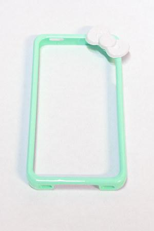aquamarine Number A accessories
