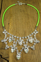 Lime-green-necklace