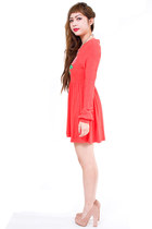 Red Wildfox Couture Dresses