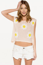 wildfox couture top