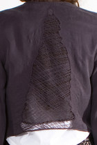 Charcoal Gray Blazers