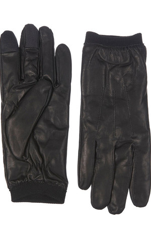 black Topman gloves