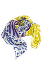 Yellow-number-a-scarf