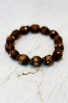 dark brown BLo bracelet