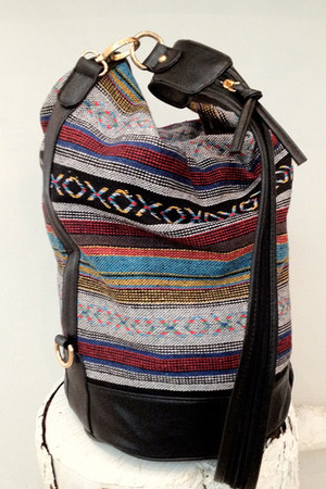 baja bucket bag bag