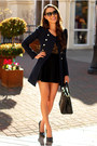 Navy-sheinside-coat
