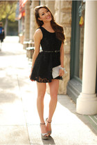 black Chicdolly dress