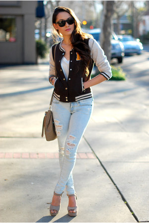 stylegodis jacket - PacSun jeans