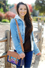 Periwinkle-american-eagle-jacket-navy-big-star-usa-jeans
