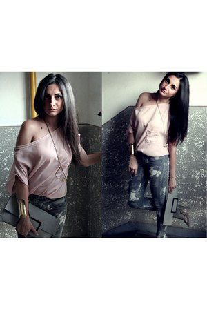Oana Stroici Atelier blouse
