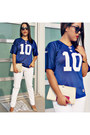 Off-white-denim-jeans-blue-nfl-shirt-nude-leather-flexi-heels