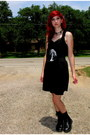 Black-combat-boots-boots-black-knit-diy-skirt-black-tank-top-mossimo-top
