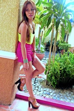 andy warhol watch - Topshop heels