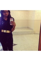 Forever 21 pants - H&M belt