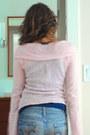 Light Pink Fashion Bcbg Max Azria Sweaters